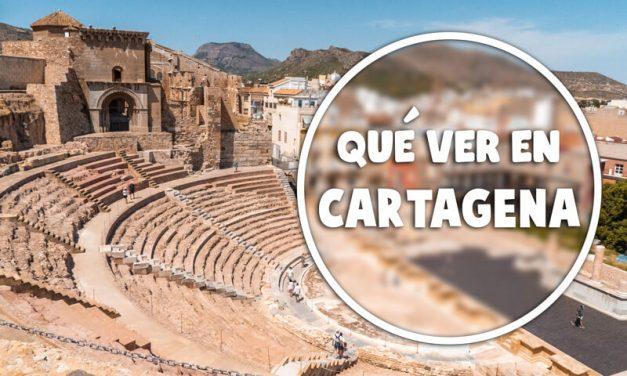 Qué ver en Cartagena (España)